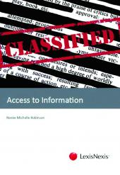 Access to Information cover