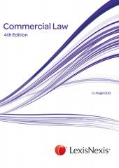 Commercial Law cover