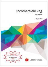 Kommersiële Reg cover