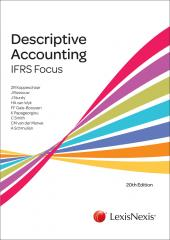 Descriptive Accounting IFRS Focus 20th edition cover