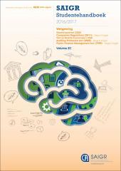SAIGR STUDENTE HB 16/17 V2 cover
