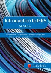 EB INTRO TO IFRS 7TH EDN cover