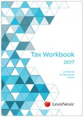 Tax Workbook 2017 cover