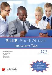 SILKE ON SA INCOME TAX 2017 cover