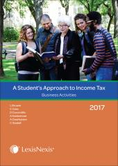 STUD APPROACH TO INCOME TAX:BUS ACT 2017 cover