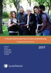 STUD TOT INKOMSTEBELASTING:BESIGHEID 2017 cover