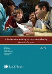 'n Studentebenadering tot Inkomstebel: Natuurlik Persone 2017 cover