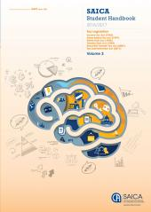 SAICA STUDENT HB 16/17 V3 cover