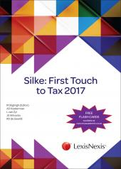 SILKE: FIRST TOUCH TO TAX 2017 cover