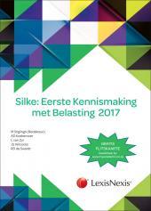 SILKE: EERSTE KENNISMAKING MET cover