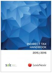Indirect Tax Handbook 2015/2016 cover
