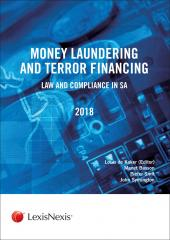 South African Money Laundering and Terror Financing Law 2017 cover
