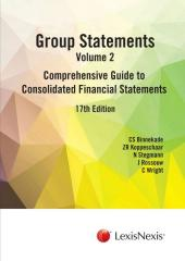 GROUP STATEMENTS V2 17TH EDN cover