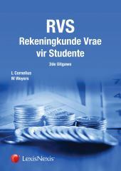 RVS - Rek Vrae vir Studente 2u cover
