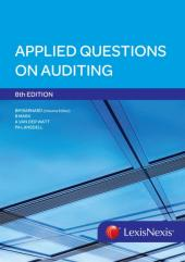 Applied Questions on Auditing cover