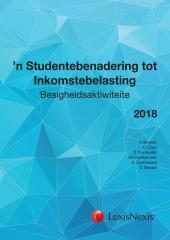 Studntebenad tot Inkom BA 2018 cover