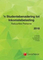 Studntebenad tot Inkom NP 2018 cover