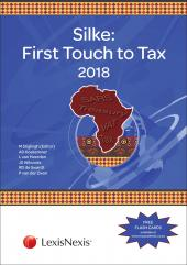 SILKE: FIRST TOUCH TO TAX 2018 cover