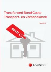 Transfer and Bond Costs 2016 cover