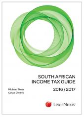 South African Income Tax Guide 2017 cover