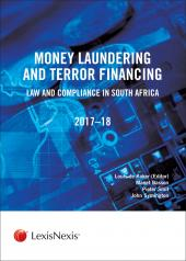 Money Laundering and Terror Financing: Law and Compliance in SA 2018 cover