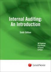 Internal Auditing: An Introduction 6th edition cover