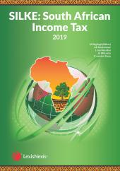 SILKE: South African Income Tax 2019 cover