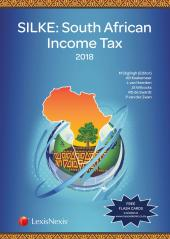 EB SILKE ON SA INCOME TAX 2018 cover