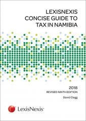 Concise Guide to Tax in Namibia cover