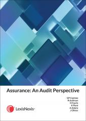 Assurance An Audit Perspective cover