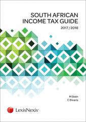 South African Income Tax Guide 2018 cover