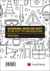 OHASA and COIDA Flip Flop Book 2018 Edition cover