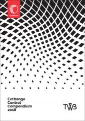 Exchange Control Compendium 2018 cover