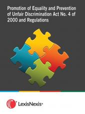 Promotion of Equality and Prevention of Unfair Discrimination Act No. 4 of 2000 and Regulations cover
