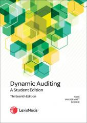 Dynamic Auditing - A Student Edition cover