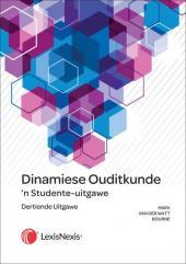 Dinamiese Ouditkunde 13Uit cover