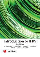 Introduction to IFRS cover