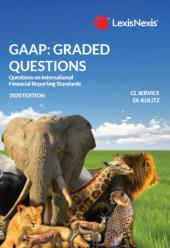 GAAP: Graded Questions 2020 cover