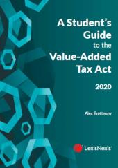 Students Guide to VAT Act 2020 cover