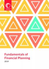 Fundamentals of Financial Planning 2019 cover