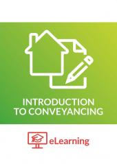 eLearning: Introduction to Conveyancing Short Course cover