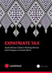 Expatriate Tax cover