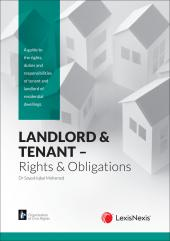 Landlord and Tenant – Rights & Obligations cover