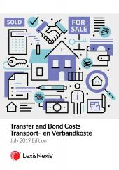 Transfer and Bond Costs 2019 cover