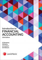 Introduction to Financial Accounting (10ed) cover
