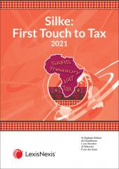 SILKE: First Touch to Tax 2021 cover