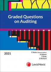 Graded Questions on Auditing 2021 cover