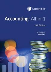 Accounting All-In-1 cover