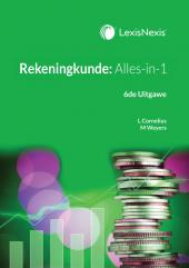 Rekeningkunde Alles in 1 cover