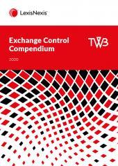 Exchange Control Compendium 2020 cover